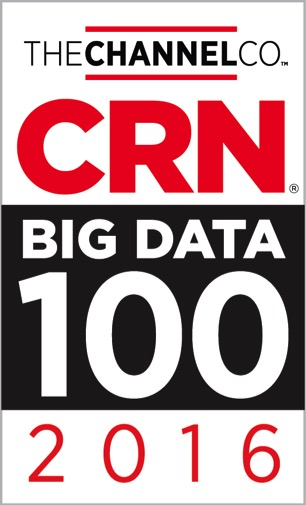 CRN's Big Data 100 for 2016