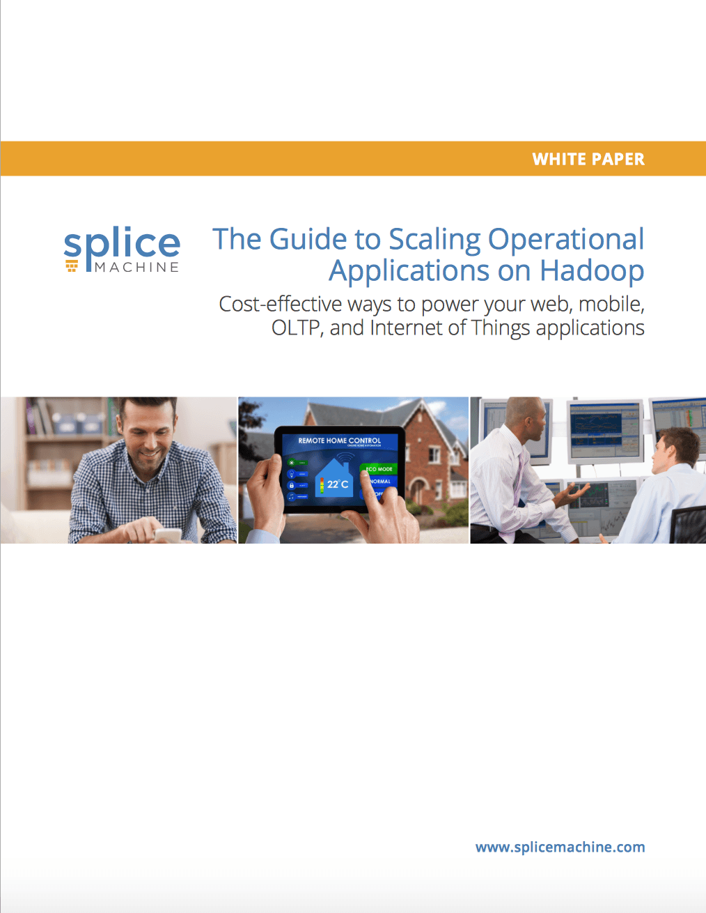 White paper_The Guide to Scaling Operational Applications on Hadoop