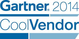 Gartner Cool Vendor 2014