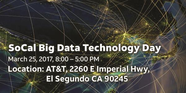 SoCal Big Data Tech Day 2017